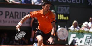 Novak Djokovic au sprint !