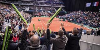 #FFT - Le stade Pierre Mauroy prêt à s'embraser de nouveau pour le tennis