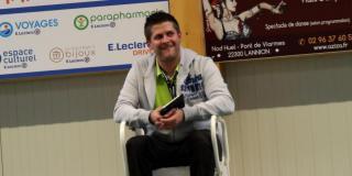 Stéphane Tilly, arbitre